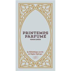 Printemps-parfume